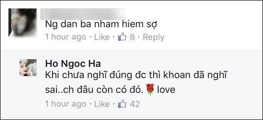 Ha Ho va nhung lan dap tra du luan hinh anh 1