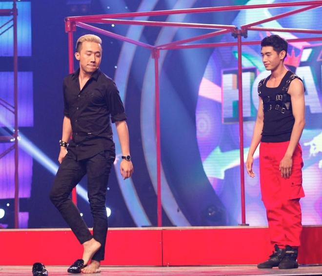 Truong Giang - Tran Thanh tro tai mua cot hinh anh 3