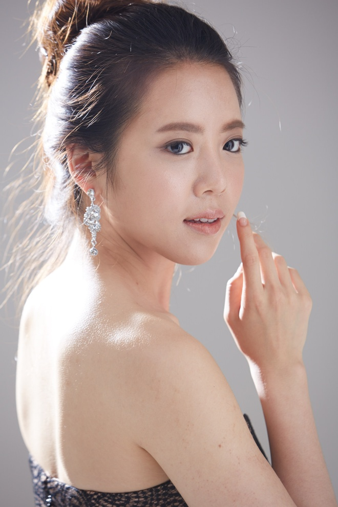 Nhan sac cua dan thi sinh chau A o Miss World 2015 hinh anh 4