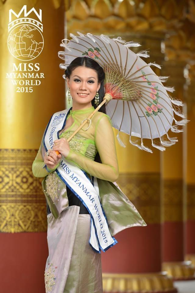 Nhan sac cua dan thi sinh chau A o Miss World 2015 hinh anh 10