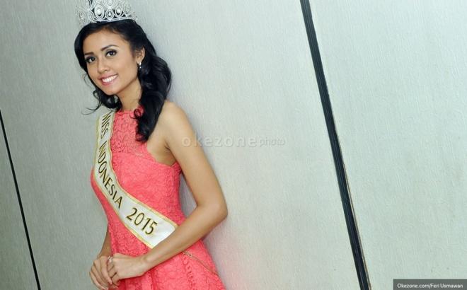 Nhan sac cua dan thi sinh chau A o Miss World 2015 hinh anh 8