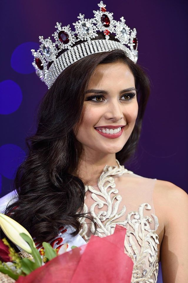 Nhan sac cua dan thi sinh chau A o Miss World 2015 hinh anh 2