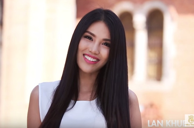 Lan Khue: 'Khong bi ap luc truoc thanh cong cua Thuy Van' hinh anh 2