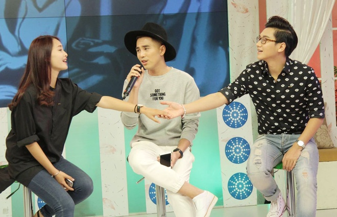 Will: 'Quynh Anh Shyn la co gai can duoc che cho' hinh anh 4