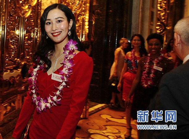 Hoa hau Trung Quoc bi che xau o Miss World 2015 hinh anh 2