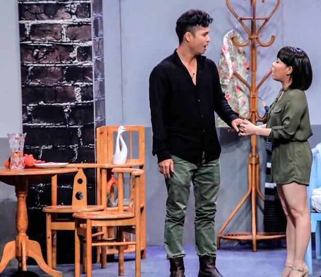 Chi Pu bi Xuan Bac mang o On gioi, cau day roi hinh anh 5