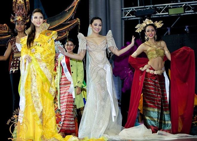 Le Quyen mac ao dai tong duyet Miss Supranational hinh anh 4