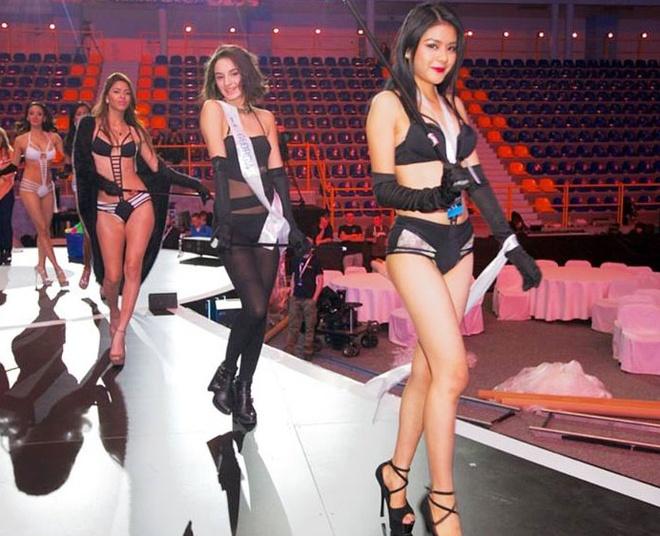 Le Quyen mac ao dai tong duyet Miss Supranational hinh anh 8