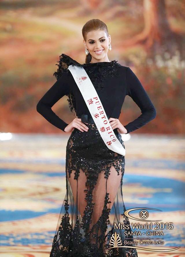 Vay da hoi cua Lan Khue vao top 10 Miss World hinh anh 2
