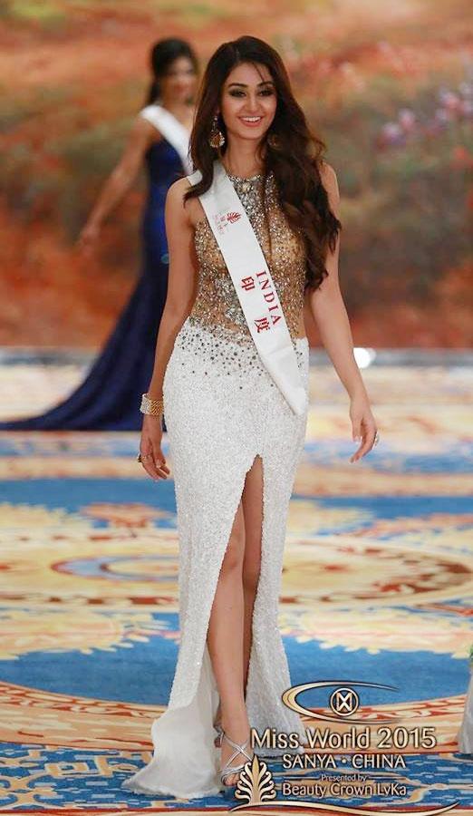 Vay da hoi cua Lan Khue vao top 10 Miss World hinh anh 6