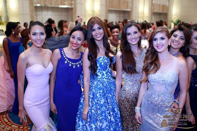 6 hoa hau the gioi hoi tu o Miss World 2015 hinh anh 5