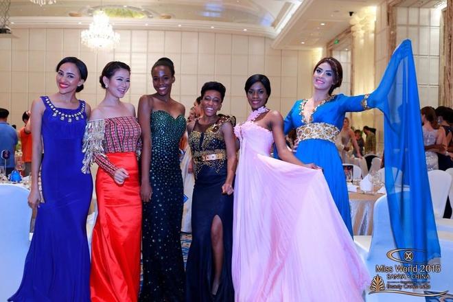 6 hoa hau the gioi hoi tu o Miss World 2015 hinh anh 6