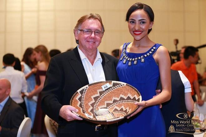 6 hoa hau the gioi hoi tu o Miss World 2015 hinh anh 9
