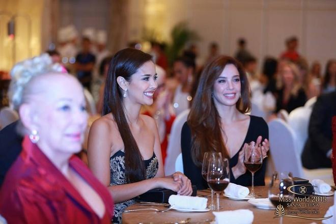 6 hoa hau the gioi hoi tu o Miss World 2015 hinh anh 2