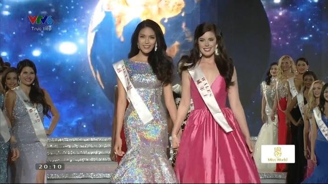 Nguoi dep Tay Ban Nha dang quang Miss World 2015 hinh anh 9