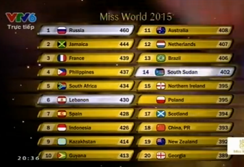 Nguoi dep Tay Ban Nha dang quang Miss World 2015 hinh anh 12