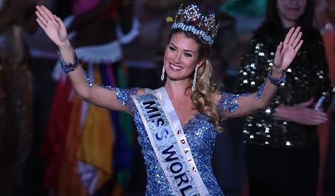 Nguoi dep Tay Ban Nha dang quang Miss World 2015 hinh anh