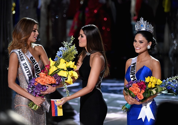 Tan Hoa hau Hoan vu: 'Toi xin loi hoa hau Colombia vi su co' hinh anh 2