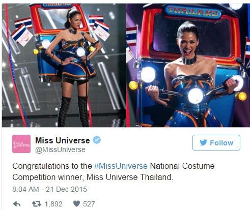 Nguoi dep Philippines dang quang Miss Universe 2015 hinh anh 18