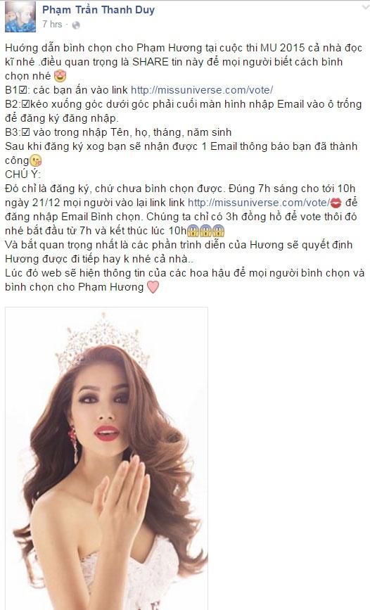 Nguoi dep Philippines dang quang Miss Universe 2015 hinh anh 7