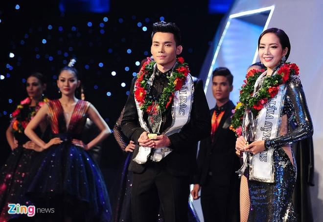 Nam sinh San khau Dien anh dang quang Sieu mau Viet Nam 2015 hinh anh 6