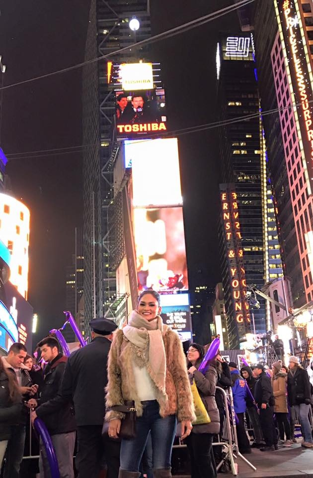 Tan Hoa hau Hoan vu lan dau don nam moi o New York hinh anh 1