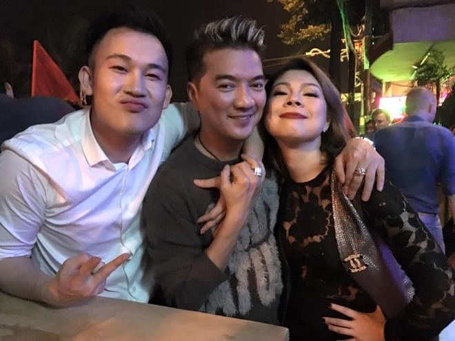Tang Thanh Ha, Doan Trang don nam moi o troi Tay hinh anh 7