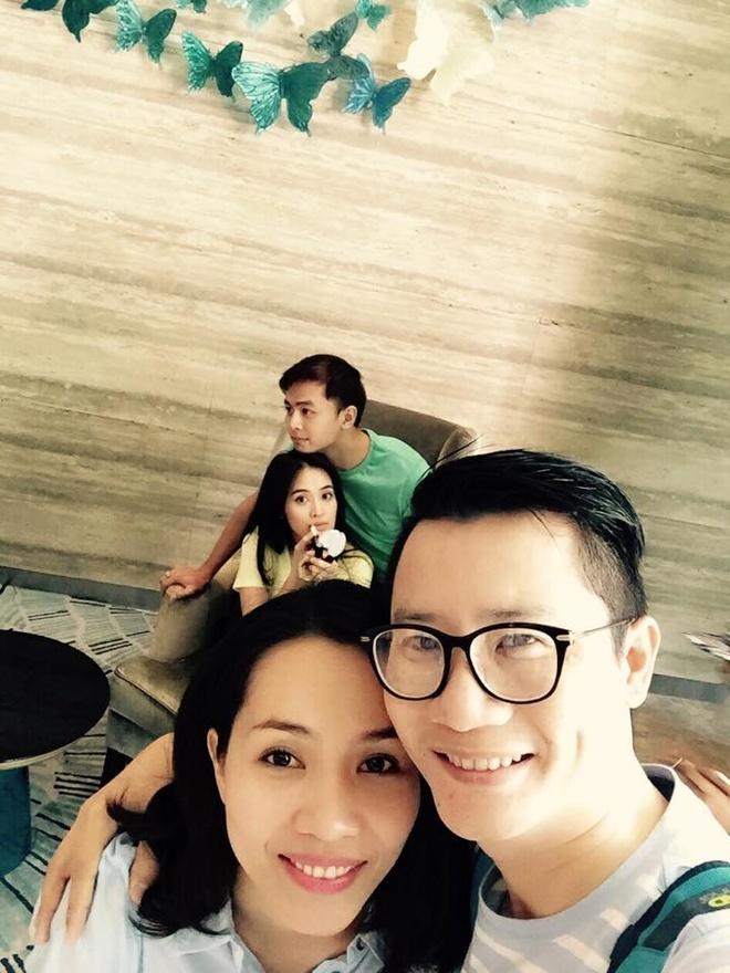 Tang Thanh Ha, Doan Trang don nam moi o troi Tay hinh anh 13