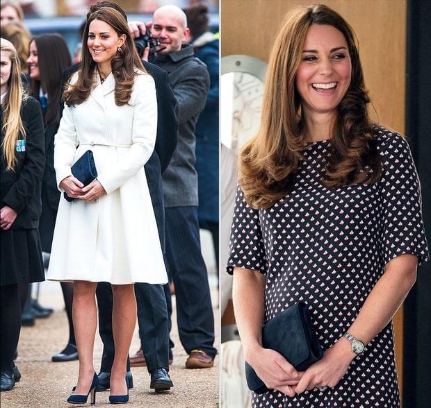 8 bo canh dep nhat nam 2015 cua cong nuong Kate Middleton hinh anh 1