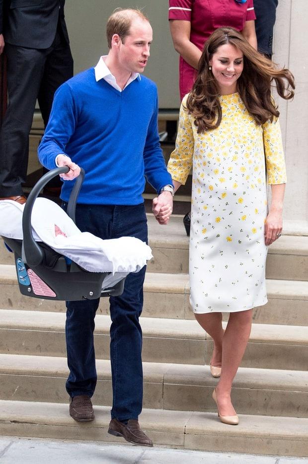 8 bo canh dep nhat nam 2015 cua cong nuong Kate Middleton hinh anh 2