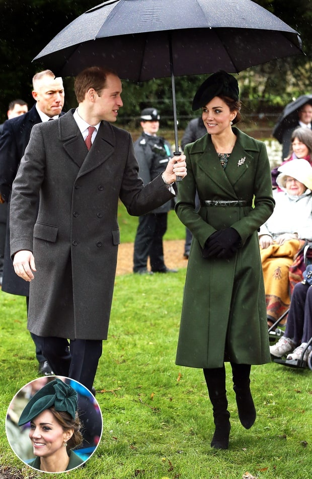 8 bo canh dep nhat nam 2015 cua cong nuong Kate Middleton hinh anh 8