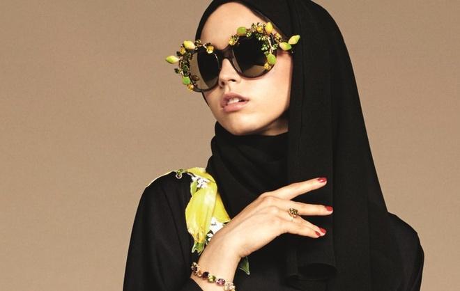 Dolce & Gabbana ra mat bo suu tap cho phu nu Hoi giao hinh anh