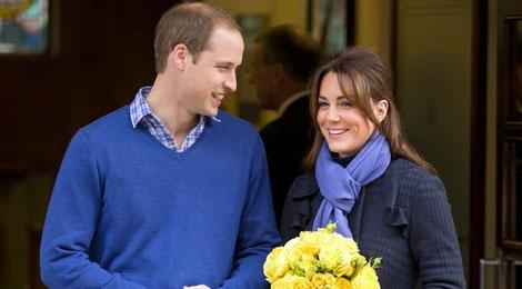 Thoi trang dep doi cua vo chong cong nuong Kate Middleton hinh anh