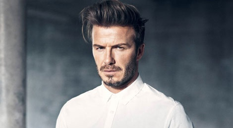 David Beckham chuan bi ra mat bo suu tap moi hinh anh
