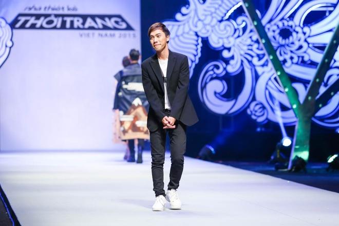 Tien Truyen tro thanh quan quan Project Runway mua 3 hinh anh 5