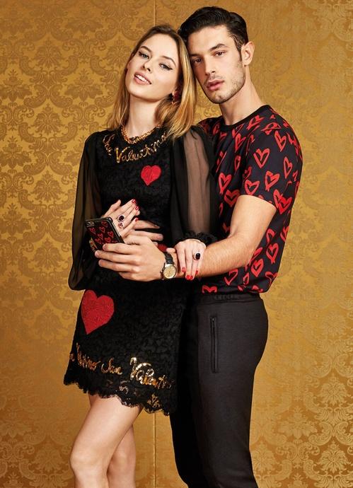 Dolce & Gabbana ra mat bo suu tap dac biet cho Valentine hinh anh 2