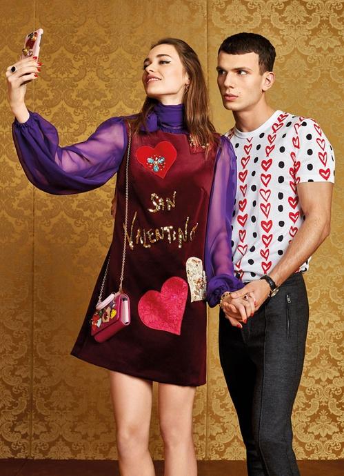 Dolce & Gabbana ra mat bo suu tap dac biet cho Valentine hinh anh 3