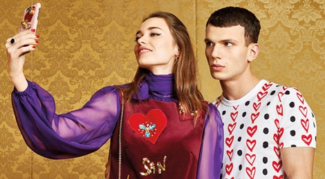 Dolce & Gabbana ra mat bo suu tap dac biet cho Valentine hinh anh