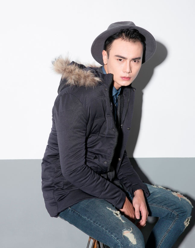 Duy Anh Next Top Model goi y cach phoi do di choi Tet hinh anh 8