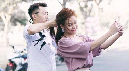 Hoang Ku ke chuyen lam dep cho Son Tung, Hoang Thuy Linh hinh anh