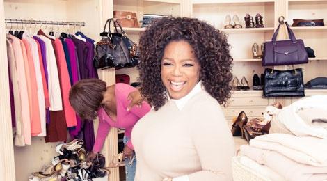Tu quan ao do so cua ba hoang truyen hinh Oprah Winfrey hinh anh