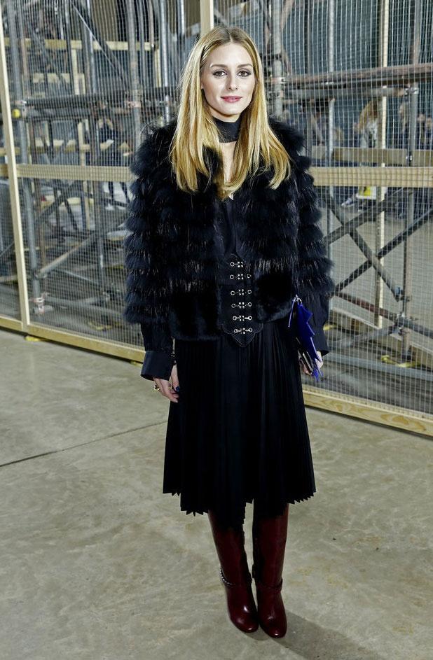Sao mac sanh dieu o London Fashion Week hinh anh 6