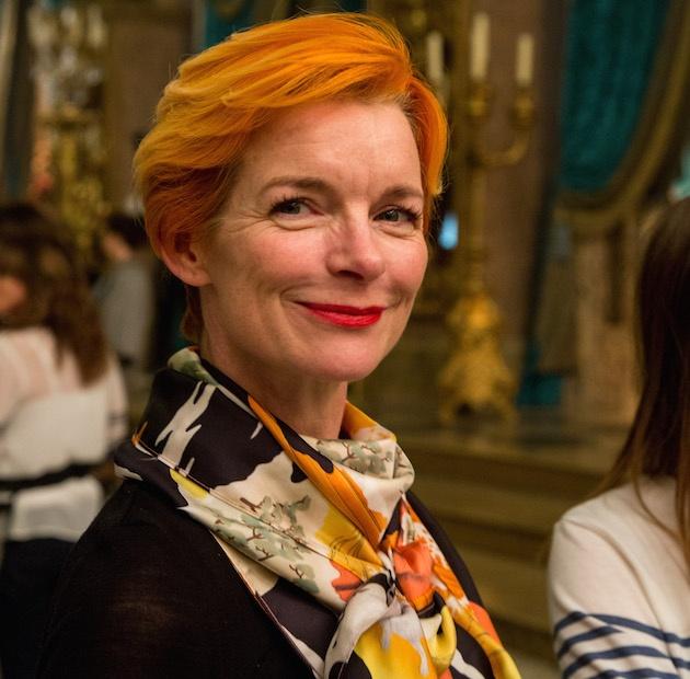 Sandy Powell - nha thiet ke nhan hai de cu Oscar 2016 hinh anh 1