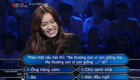 Nhung su co kho tin cua MC Lai Van Sam va Ai la trieu phu hinh anh 1