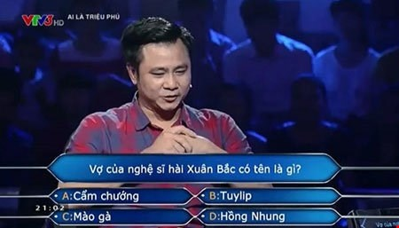Nhung su co kho tin cua MC Lai Van Sam va Ai la trieu phu hinh anh 3