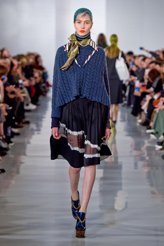 Paris Fashion Week mo man voi nhung bo suu tap la mat hinh anh 15