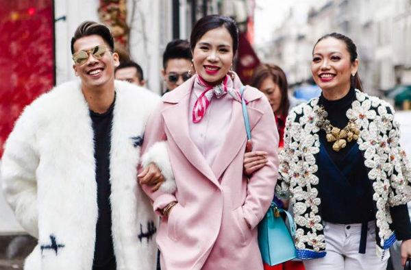 Tin do thoi trang Viet tai Paris Fashion Week 2016 hinh anh