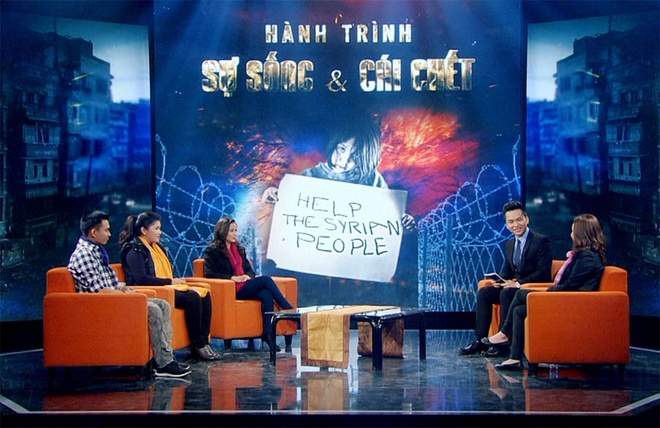 MC Hanh Phuc xuc dong voi phim ve su song va cai chet hinh anh 1