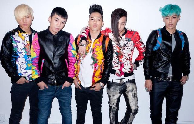 Big Bang bieu dien live show cuoi day du thanh vien hinh anh