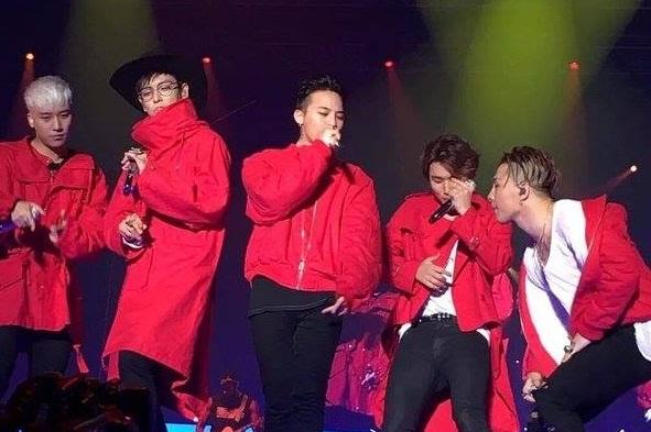 Big Bang se co concert ky niem 10 nam truoc khi nhap ngu hinh anh